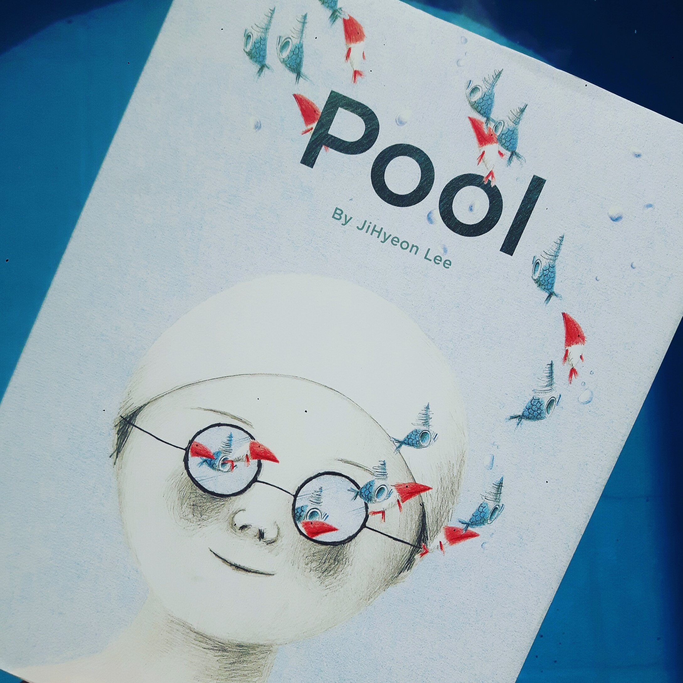 Reviews In Brief: Pool By JiHyeon Lee