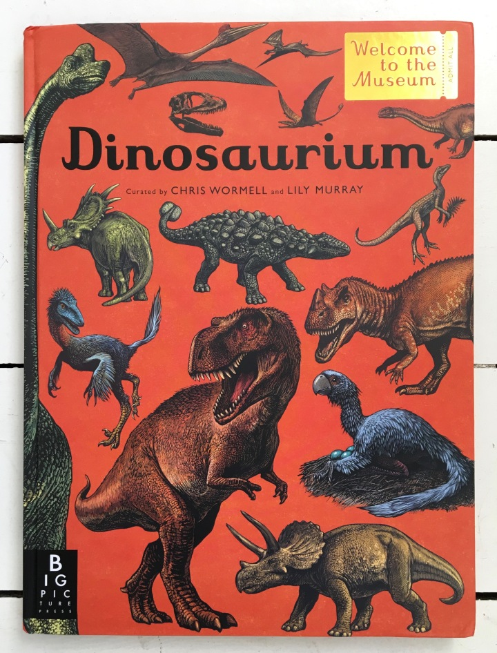 4f280777a53ea Dinosaurium Blog Tour: A Conversation with Chris Wormell (and a ...